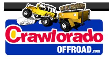 Crawlorado Off Road Trailers